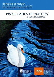 Exposición de Nuria Fernández Puig en Torrent.