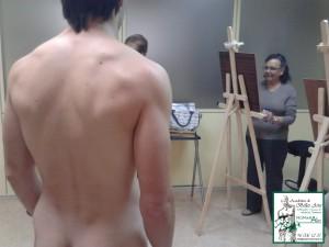 modelo masculino romaral art